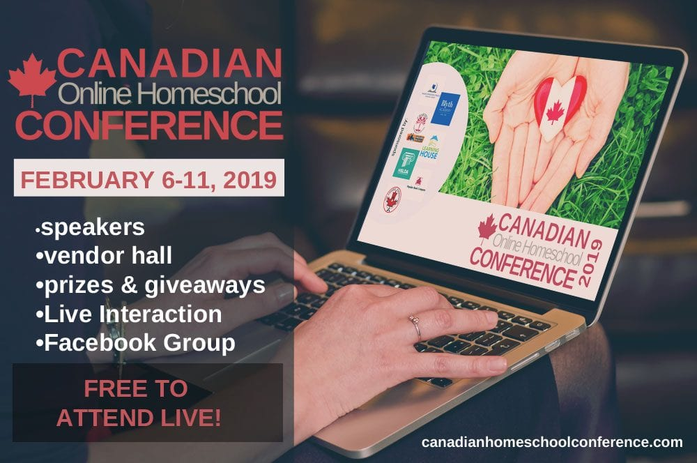 2019 canadian homeschool conference