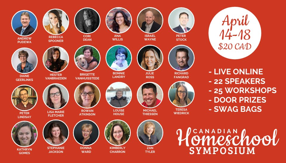 canadian homeschool conference 2020
